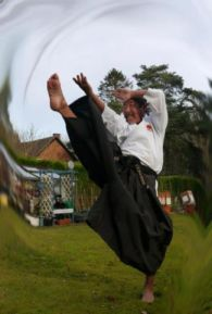 Sadashige Kato Shihan, Chief Instructor, IJKA Karate
